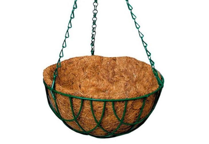 кокосовое кашпо